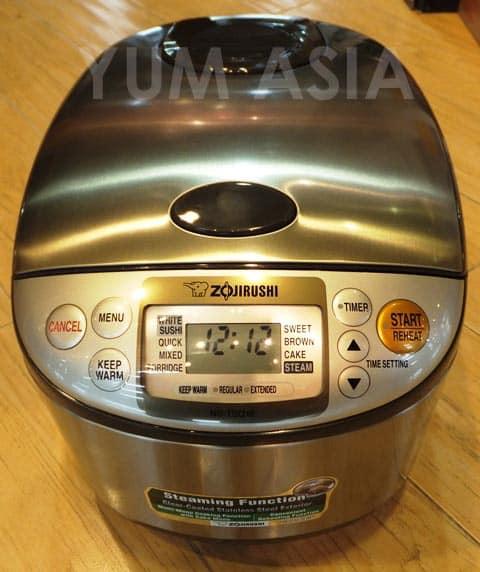 TSQ10 rice cooker by Zojirushi